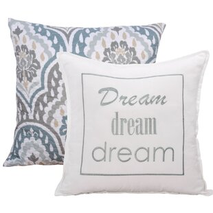 Galbraith Mixed 2 Piece Throw Pillow Set