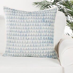New Milford Handmade Indoor Cotton Throw Pillow