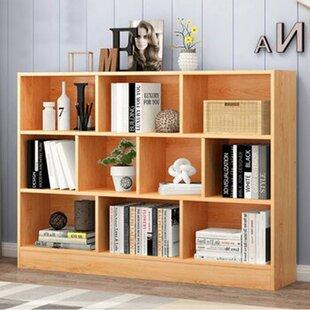 Datra Geometric Bookcase by Latitude Run
