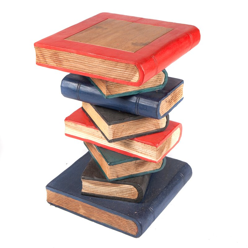 Swell Bookstack Side Table Download Free Architecture Designs Fluibritishbridgeorg