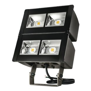 Night Falcon 252-Watt LED Outdoor Security Flood Light
