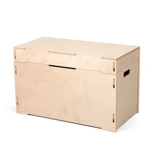 Caja Trunk Coffee Table with Lift Top by Sprout