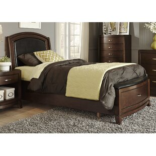 Loveryk Upholstered Platform Bed by Darby Home Co