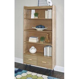 Inexpensive Jamaica Avenue Standard Bookcase ByBrayden Studio