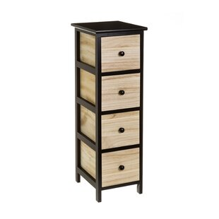 Consuelo 4 Drawer Chest By Brambly Cottage