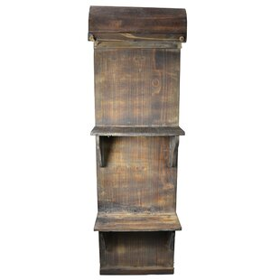 Schiller Toboggan Accent Shelf