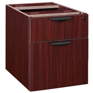 Latitude Run Linh Box File Pedestal 3-Dra..