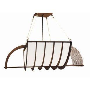 2nd Ave Design Nalda 4-Light Pendant