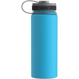Alpine Flask 18 oz. Stainless Steel Water Bottle