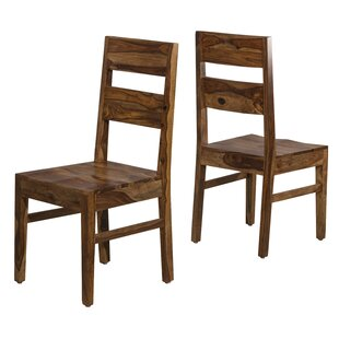 Thomasson Wood Dining Chair (Set of 2) by..