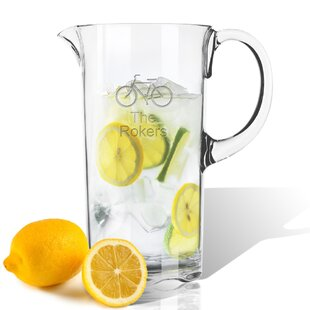 Tritan Bike 55 oz. Pitcher