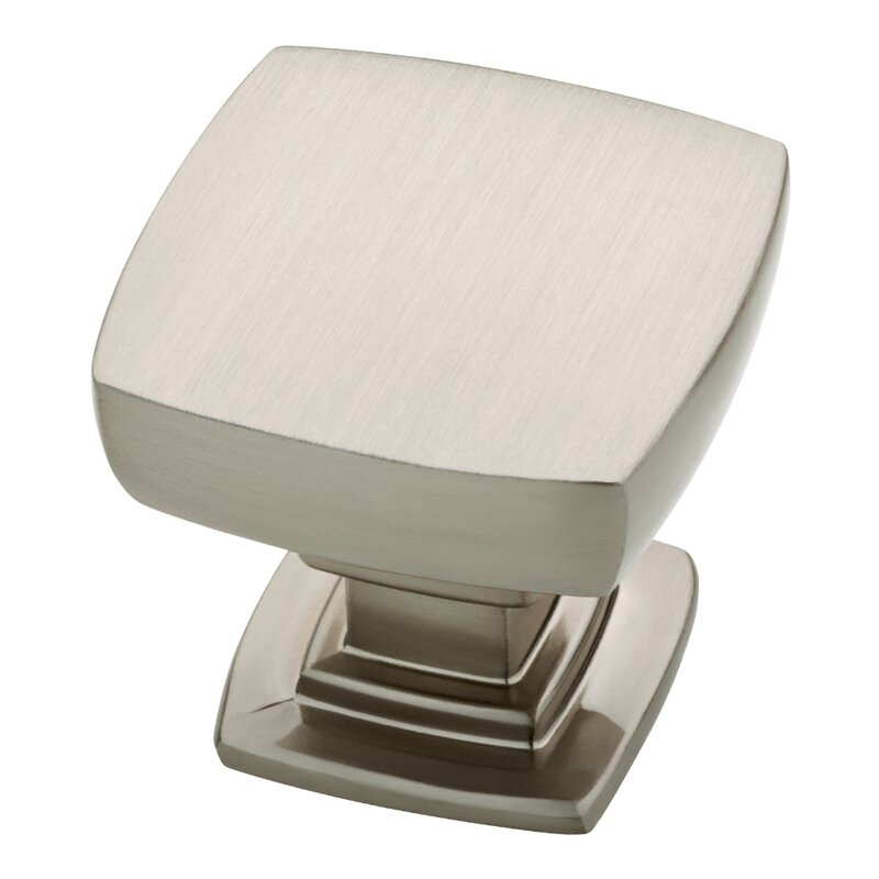 Webber Kitchen Cabinet Hardware Square Knob