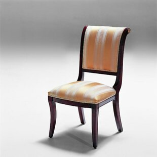 Proulx Upholstered Dining Chair by Astoria Grand Savings