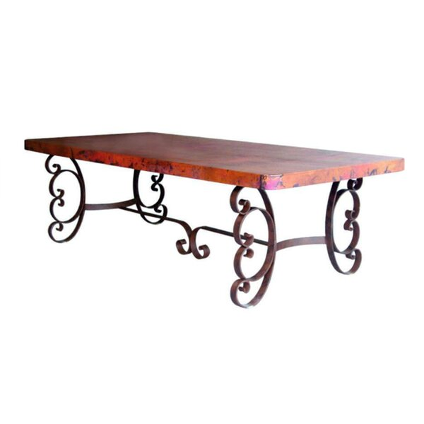 Rectangular Wrought Iron Dining Table Wayfair