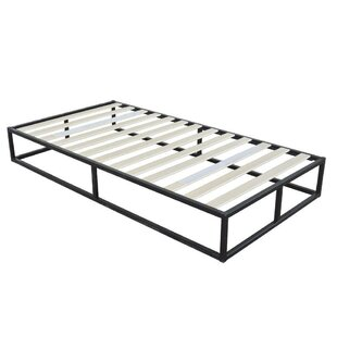 Akhras 10 Low Profile Platform Bed