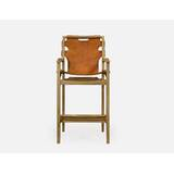 Architects House 30.75 Bar Stool by Jonathan Charles Fine Furniture