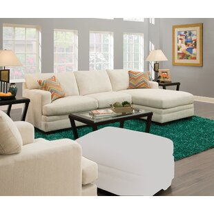 Gaeta Sectional Red Barrel Studio