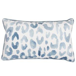 Spurgeon Cheetah Throw Pillow