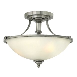 Meadville 3-Light Semi Flush M..