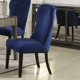 Persia Upholstered Dining Chair (Set of 2) Rosdorf Park