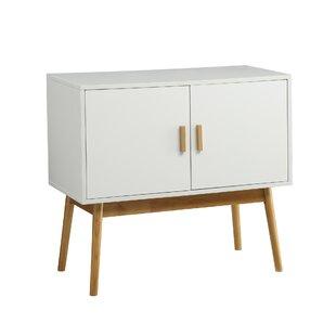 White Accent Cabinets  sc 1 st  AllModern & Modern White Accent Cabinets | AllModern