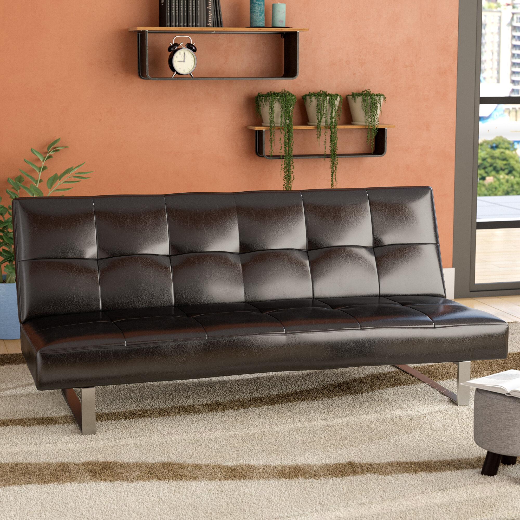 Ebern designs chavez contemporary sleeper sofa reviews wayfair