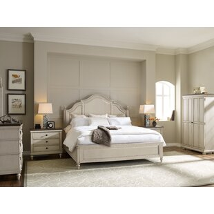 Lark Manor Ornithogale Panel Bed