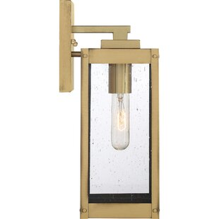 Elroy LED Outdoor Wall Lantern