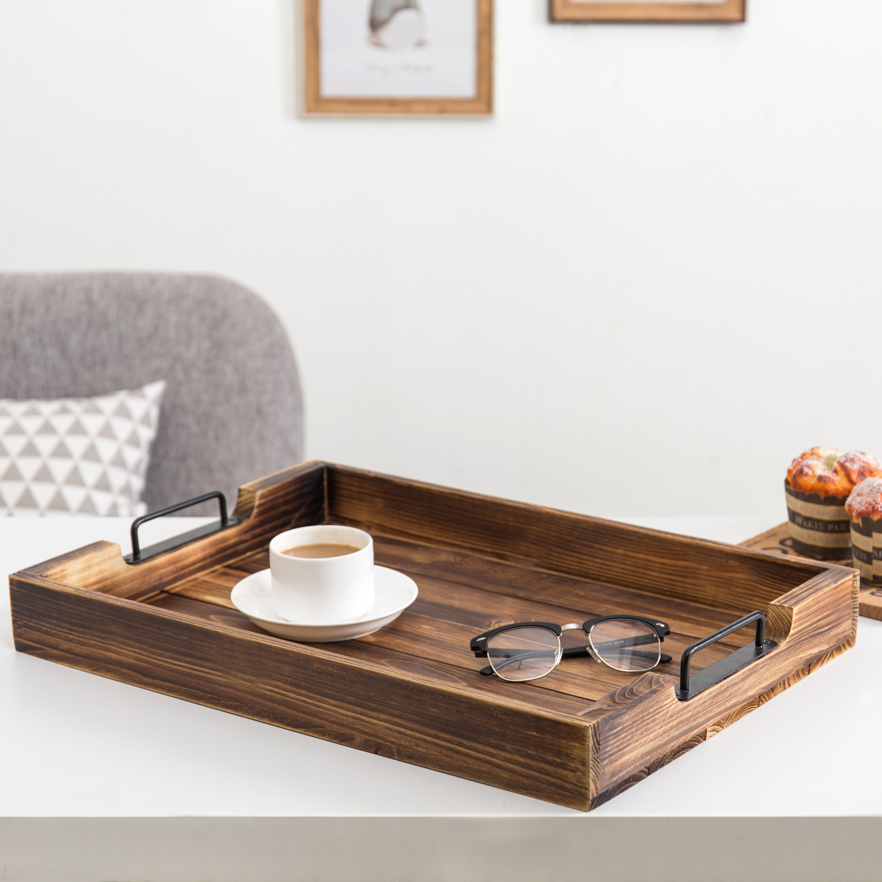 Wayfair Extra Large Decorative Trays You Ll Love In 2021