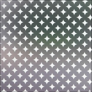 Diamonds Privacy Window Film by Stick Pretty