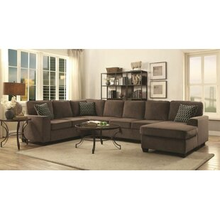 Stetler Sectional Red Barrel Studio