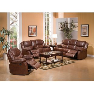 Where buy  Stijn Power Reclining  Motion 3 Piece Living Room by Darby Home Co Reviews (2019) & Buyer's Guide