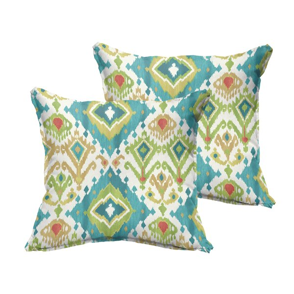 Outdoor Pillows Youu0027ll Love | Wayfair