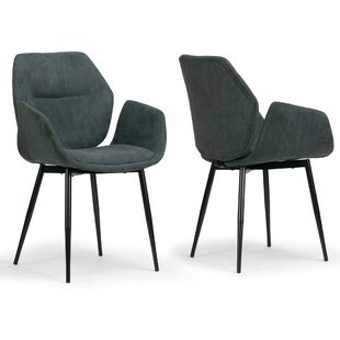 Berrios Dining Chair (Set of 2) George Oliver