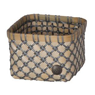 Bamboolastic Bamboo Basket By Handed By