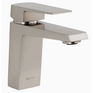 Maykke Augusta Single Hole Bathroom Faucet