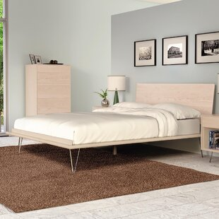 Compare Canvas Platform Bed By Copeland Furniture