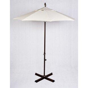 Shade 7' Market Umbrella by Les Jardins