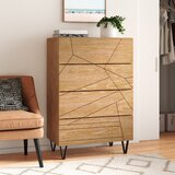 Damion 4 Drawer Chest by AllModern