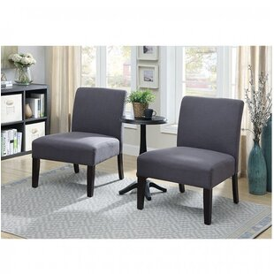 Darby Home Co Aubree Side Chair with End Table