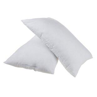 Yara Adjustable Loft Medium Polyester/Polyfill Bed Pillow (Set of 2)