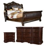 Evelyn Sleigh Configurable Bedroom Set by Astoria Grand