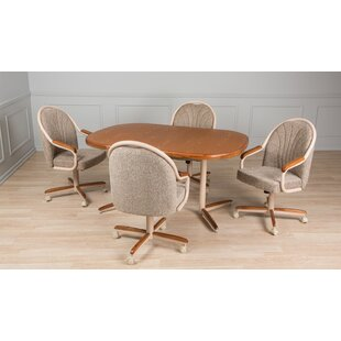 Kubiak 5 Piece Dining Set