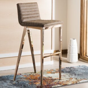 Best Reviews Corbeil 28 Bar Stool by Brayden Studio Reviews (2019) & Buyer's Guide