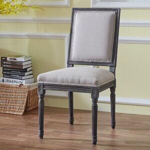 Leman Traditional French Side Chair (Set of 2) by One Allium Way