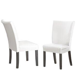 Wade Logan Blackburn Parsons Chair (Set of 2)