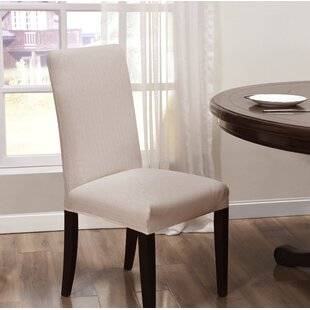Stretch Dining Room Chair Slipcovers kitchen & dining chair covers you'll love | wayfair