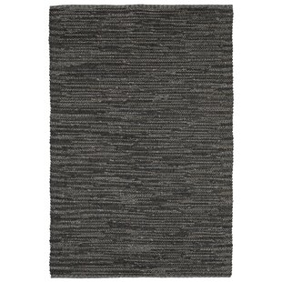 Sardis Hand-Woven Gray Indoor/Outdoor Area Rug