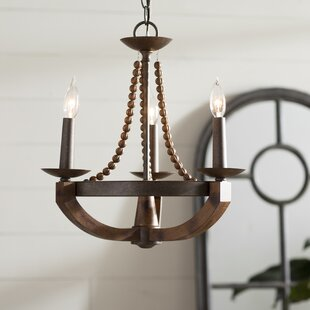 Where buy  Sylvie 3-Light Empire Chandelier By Laurel Foundry Modern Farmhouse
