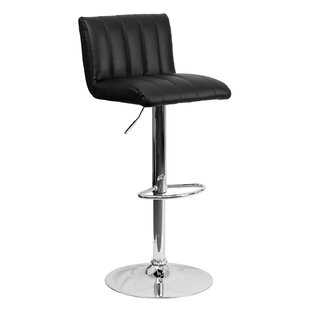 Great Price Adjustable Height Swivel Bar Stool by Offex Reviews (2019) & Buyer's Guide